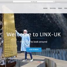 英国科技公司网站设计